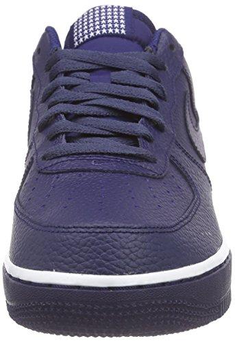Nike  Air Force 1, Gymnastique  homme Bleu - Azul (Loyal Blue / Loyal Blue)