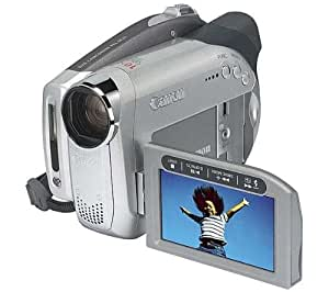 Canon DC-21 - Caméscope DVD