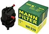 Mann Filter WK939 Filtro Combustible
