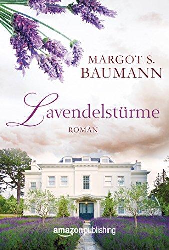 Buchseite und Rezensionen zu 'Lavendelstürme' von Margot S. Baumann