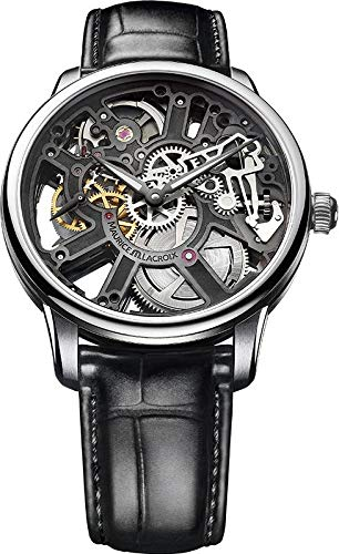 Maurice Lacroix Masterpiece Skeleton MP7228-SS001-000-1 Automatic Mens Watch