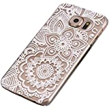 Sannysis for Samsung Galaxy S6 H�lle;Traumf�nger-Blumen-Entwurf stark Fall-Abdeckung