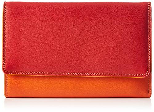 mywalit-geldbeutel-tri-fold-purse-w-inner-flap-rot-one-size