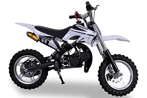 Kinder Mini Crossbike Delta 49 cc 2-takt Dirt Bike Dirtbike Mini Bike Pocket Cross -