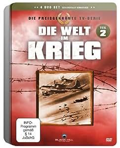 Die Welt im Krieg - Box 2 [4 DVDs]