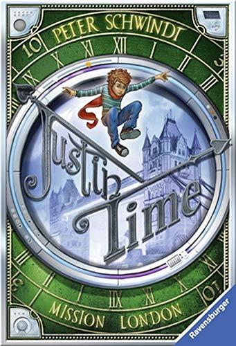 Justin Time 5: Mission London (Ravensburger Taschenbücher)