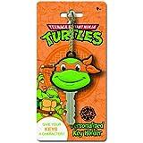 Teenage Mutant Ninja Turtles Michelangelo PVC Key Holder Keycap