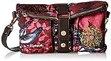 Desigual Clutch BIRDLAND Damen Umhängetaschen 27x17x3 cm (B x H x T), Red (3000)