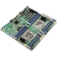 Intel S2600CWT Intel C612 LGA 2011-v3 SSI EEB placa base para - Servidor (SSI EEB, Servidor, 4U Rack/Pedestal, Intel, LGA 2011-v3, 4, 6, 8, 10, 12, 14, 16, 18, 57)