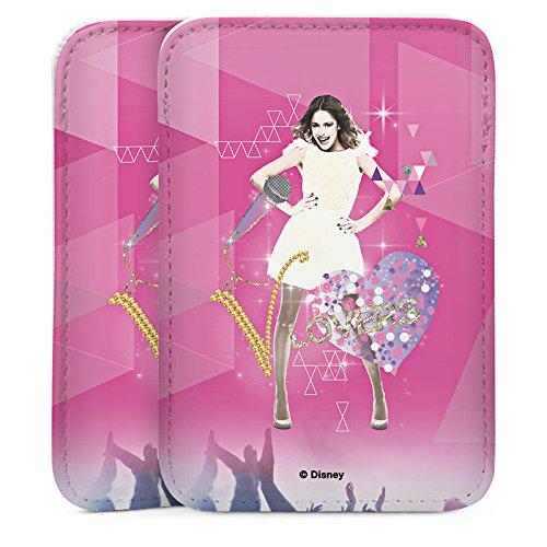 LG CU515 Sleeve Bag Tasche Hülle Violetta