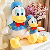 divine man Plush Donald Duck Pillows Doll Toys Figure Sitting Posture Stuffed Cute Donald Duck Plush Animal Soft Toy…