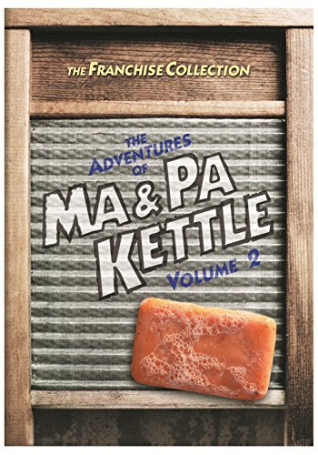 The Adventures of Ma & Pa Kettle: Volume Two (At the Fair / On Vacation / At Home / At Waikiki) by Marjorie Main