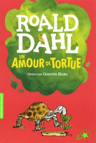 Un amour de tortue par Roald Dahl