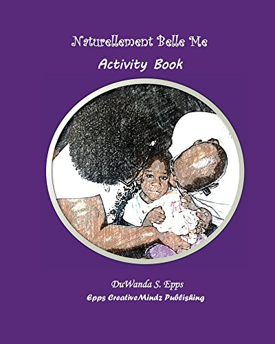 Naturellement Belle Me Activity Book (Naturally Beautiful Me t. 1)