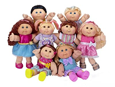 Cabbage Patch Kids 40671-EU - Muñeco repollo (colores surtidos) de Cabbage Patch Kids