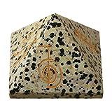 CRAFTSTRIBE energía tóxica protectora piedra pirámide reiki piedras...