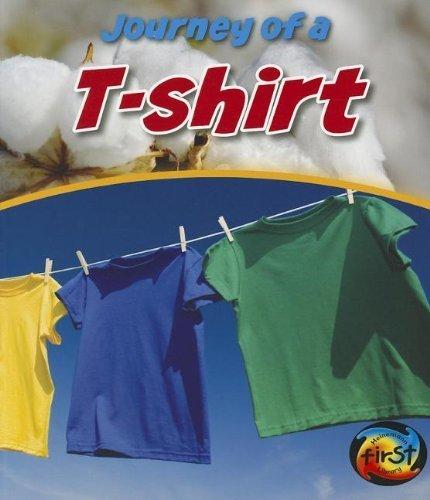 Journey of a T-shirt by Malam, John (2012) Paperback - London 2012 T-shirt
