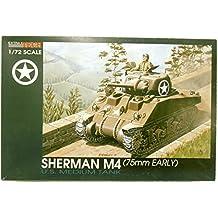 Extra Tech 72035 _ Sherman M4 (75mm Early) _ 1:72