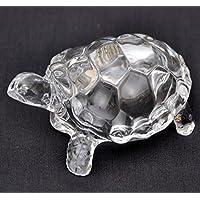 FENGSHUI indianstore4all Vastu Original CLEAR CRYSTAL Schildkröte für Peace & Wohlstand (klein) preisvergleich bei billige-tabletten.eu