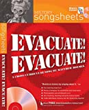 Songsheets – Evacuate, evacuate!: A cross-curricular song by Matthew Holmes: Histor...