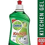 #7: Dettol Kitchen Dish and Slab Gel - 400 ml (Lime Splash)