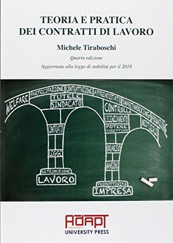 Teoria e pratica dei contratti di lavoro