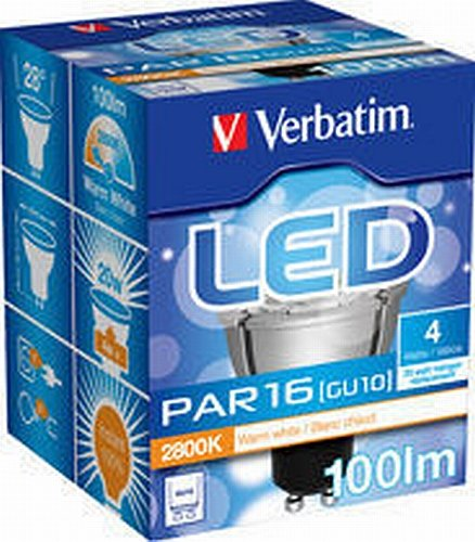 verbatim-led-par16-gu10-4-w-2800-k-ww-100lm-box-52022