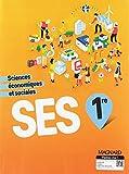 Sciences économiques et sociales 1re...