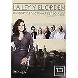 La Ley y El Orden UVE Temporada 13 Serie de TV Version Latina