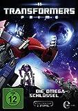 Transformers Prime, Folge 11 - Die Omega-Schlüssel