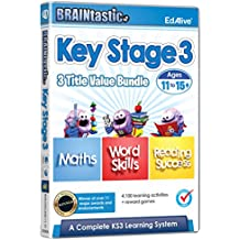 BRAINtastic Key Stage 3 Value Bundle  (PC/Mac)
