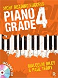 Malcolm Riley/Paul Terry: Sight Reading Success - Piano Grade 4 - Partitions, CD