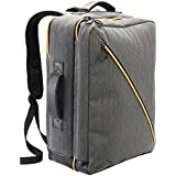 Cabin Max Oxford 50x 40x 20cm Carry On equipaje–Mochila (gris)