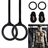 Best Gymnastic Rings - AllRight 2 Pcs Pull Up Rings Olympic Gym Review