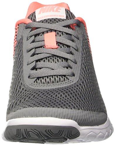 Nike Damen Flex Experience Run 6 Laufschuhe Grau (Cool Grey/mtlc Silver/lava Glow/white)