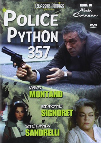 Police python 357 [Import italien]