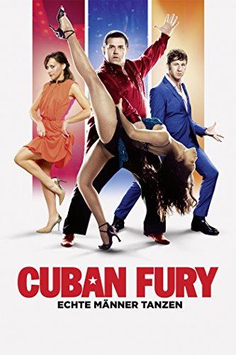 Cuban Fury [dt./OV] (2014 Fury-film Dvd)
