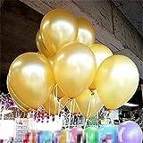 GuassLee 10 Zoll Ballons für Party Dekorationen
