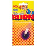 Fake-Zigarette, das brennt