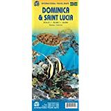 Dominica & Saint Lucia: 1:50,000/1:40,000