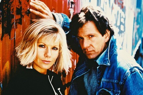 Dempsey & Makepeace Glynis Barber Brandon 11x17inch (28x43cm) Mini Poster