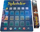 Asmodée – scsplplaymat – Card Games – Play Matte Splendor