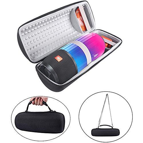 for JBL Pulse 3 Taschen & Schalen Pulse3 EVA Hart Fall Reise Passend für Ladegeräte und Kabel Tragen Tasche für JBL Pulse3 Wireless Bluetooth Lautsprecher