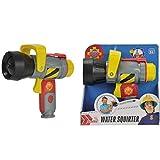 Feuerwehrmann Sam Wasserpistole, integrierter Tank und Griff, Kunststoff, 17 cm: Wasserpistole Kanone Wasser Spielzeug Spritz Pistole Lösch