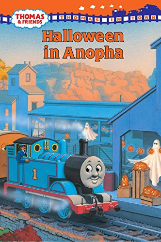 Thomas and Friends: Halloween in Anopha (Thomas & Friends) (Thomas In Town)
