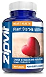 Plant Sterols 800mg, Pack of 360 Tablets, by Zipvit Vitamins Minerals & Supplements by Zipvit