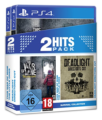 2 Hits Pack - This War of Mine: The Little ONes + Deadlight Director's Cut