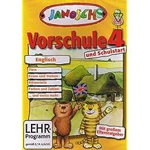 JANOSCH - Vorschule 4 - Englisch