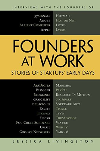 Founders at Work: Stories of Startups' Early Days (English Edition)