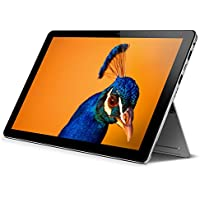 Chuwi SurBook Mini 2 en 1 Tablet PC Windows 10 OS (Intel Apollo Lake N3450, Quad Core, Maximum jusqu'à 2.2GHz 1920 * 1280 IPS, Ram 4Go, Rom 64Go, WIFI, Bluetooth, OTG, Capteur G, Type C)